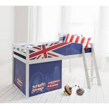 cabin bed with union jack design noa u0026 nani