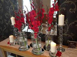 Anniversary Centerpiece Ideas by 40th Anniversary Party Ruby Events Pinterest 40th