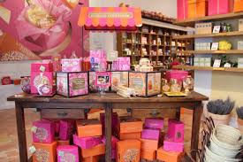 fashionably l occitane gifts and new boutique