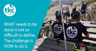 Challenge How To Do It Tkc Digital What Needs To Be Done Is Not So Difficult To Define