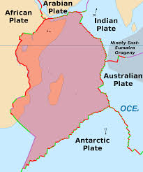 Sub Saharan Africa Map Quiz by Somali Plate Wikipedia