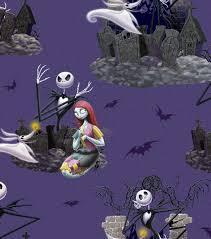 holiday inspirations fabric halloween nightmare before xmas joann