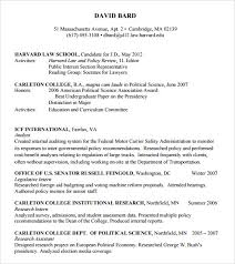 Sample Lawyer Resumes by Lawyer Resume Template