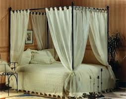 diy canopy bed curtains 14 diy canopies you need to make for your bedroom curtains for
