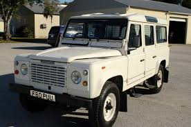 land rover 110 for sale land rover defender 110 v8 white for sale in bradenton florida