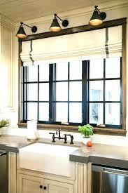 kitchen window curtains ideas kitchen window curtain ideas source house beautiful kitchen window