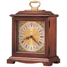 Bulova Valeria Mantel Clock Mantel Clocks