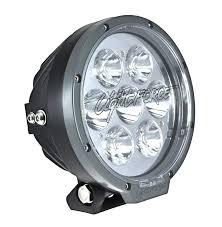 round led driving lights 180mm 7 round led driving light 70w 5000k spot 12 24v each