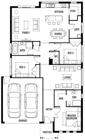 House Design Plans With Measurements House Design Montague Porter Davis Homes