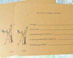 wedding wishes and advice cards and groom advice cards instant trouw