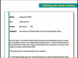 business memo format sample the key forms of business writing basic memo youtube