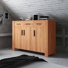 wohnzimmer sideboard sideboard aus kernbuche massivholz 3 türen jetzt bestellen unter