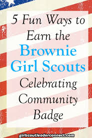 Citizenship In The Community Merit Badge Worksheet Best 25 Brownie Scout Badges Ideas On Pinterest Scout