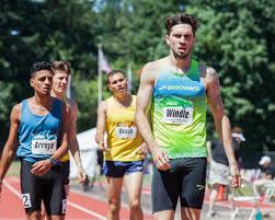 portland fans athletes embrace tracktown summer series