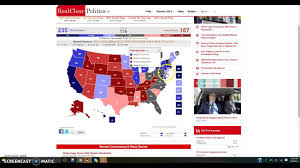 2004 Election Map by My Prediction Of The 2016 Electoral Map Trump Vs Clinton July