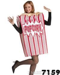 Chinese Takeout Halloween Costume Popcorn Kleding