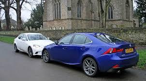 fuel consumption lexus is250 lexus is300h hybrid 2015 term test review by car magazine