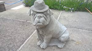 bulldog garden ornament in blackburn lancashire gumtree