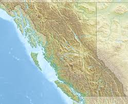 Map Of Bc Pine Pass U2013 Wikipedia