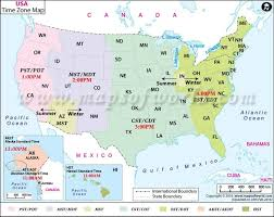 map showing time zones in usa tennessee time zone map map showing time zones in usa with 736 x