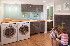 Contemporary Laundry Room Ideas Inspired Ikea Mattress Technique Portland Contemporary Laundry