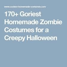 best 25 homemade zombie costume ideas on pinterest zombie