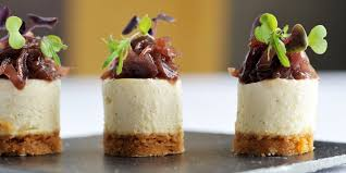 dessert canapes 6 of the best canapés things