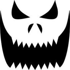 pumpkin carving printable templates halloween pinterest