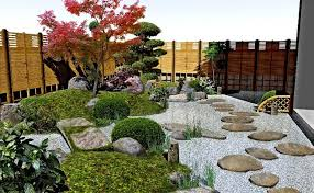 impressive on japanese garden ideas for backyard japanese garden