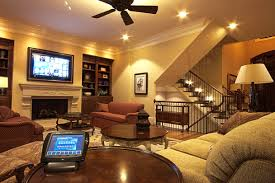 small family room decorating ideas wall tv hange decor kelly