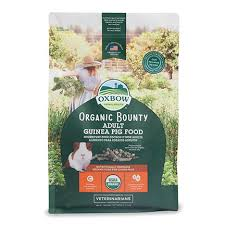 small pet foods oxbow beneterra organic guinea pig diet at drs