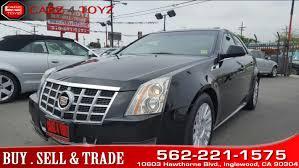 used 2013 cadillac cts sedan luxury in inglewood