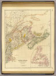 Map Of Nova Scotia Historical Maps