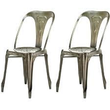 chaises industrielles pas cher chaises industrielles pas cher cool chaise pas lot 2 chaises s