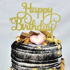 gold letter cake topper gold silver kids letter cake toppers happy birthday cakes decor