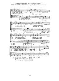 hymns with staff notation