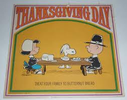 peanuts thanksgiving sign butternut bread dan goodsell flickr