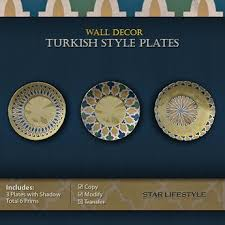 turkish home decor second life marketplace starlifestyle home decor sculpted wall art