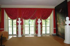 Contemporary Valance Ideas Contemporary Valances For Living Room Beige Wooden Wall Background