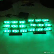 snow plow strobe lights green white amber red blue 6x9 led snow plow car boat truck warning