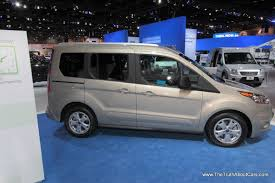 minivan ford transit connect archives the truth about cars