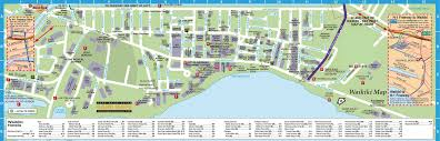 Miami Beach Hotels Map by Honoulu Cruise Port Guide Cruiseportwiki Com