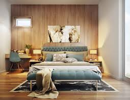scandinavian bedroom charming scandinavian bedroom with blue upholsteries and wood
