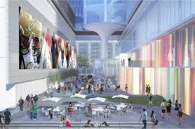 Computing Square Footage by Portman Tower At Tech Square Gets Name Visuals Curbed Atlanta