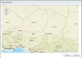 Map With Longitude And Latitude Ibm U0027zoom Level U0027 U0027latitude Y U0027 And U0027longitude X U0027 Info Not