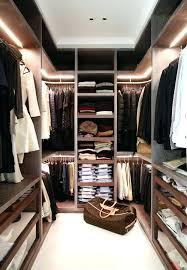 small closet lighting ideas interior led closet lighting ideas with some rods opened shelves