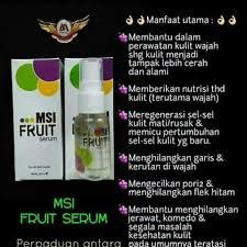 msi fruit serum stemcell msi peluang bisnis fenomenal abad ini