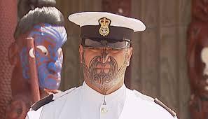 navy welcomes first sailor with moko newshub
