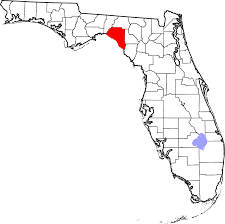 Florida Map Of Cities And Counties Taylor County Florida Wikipedia