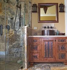 Copper Bathroom Vanity by Zebra Copper Bathroom Vanity